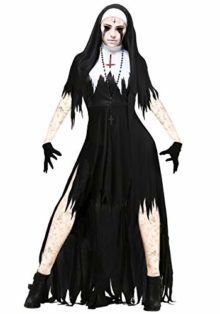 The-Nun-Costume-Adult-The-Scarist-Ghoulish-Witch-Uniform-Halloween-Party-0