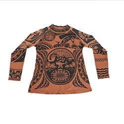 Tribal-Tattoo-T-ShirtPants-Halloween-Clothing-Sets-Adult-Mens-Women-Cosplay-Costume-0-4