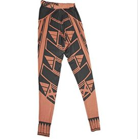 Tribal-Tattoo-T-ShirtPants-Halloween-Clothing-Sets-Adult-Mens-Women-Cosplay-Costume-0-5