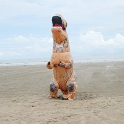 Unisex-Adult-Blow-up-T-Rex-Dinosaur-Inflatable-Halloween-Cosplay-Costume-Outfit-Fancy-Dress-0-6