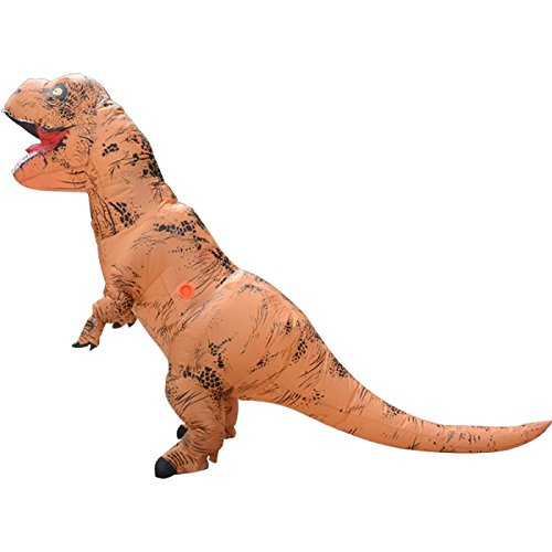 Unisex-Adult-T-Rex-World-Inflatable-Dinosaur-Costume-Blow-up-Fancy-Funny-Dress-0-6