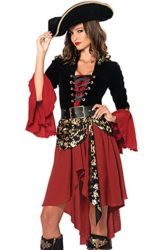 Wecos-Halloween-Costume-PirateNunPolice-WomenGreek-GoddessNinjia-Cosplay-0-0