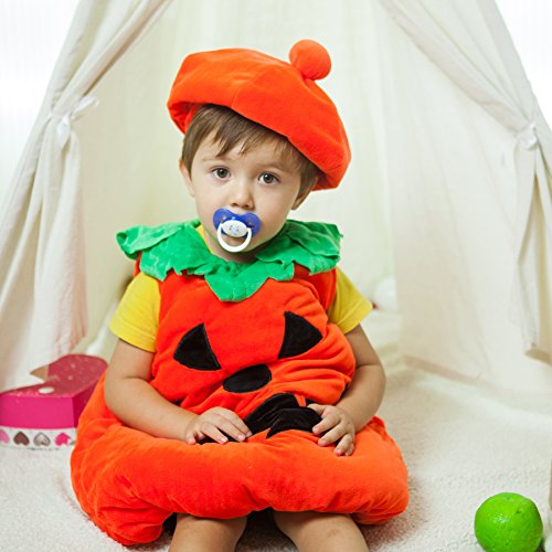Wewill-Halloween-Orange-Pumpkin-Patch-Cutie-Unisex-Costume-Set-for-Party-Children-Clothing-Fancy-Dress-Up-3-6year-0-1