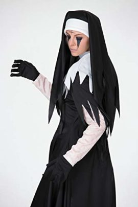 Womens-Halloween-Nun-Demon-Deadpool-Performance-Costume-Party-Cosplay-Costumes-0-0