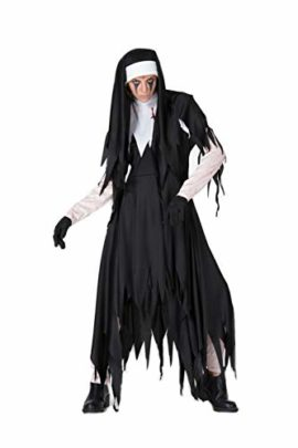 Womens-Halloween-Nun-Demon-Deadpool-Performance-Costume-Party-Cosplay-Costumes-0