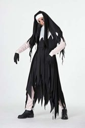Womens-Halloween-Nun-Demon-Deadpool-Performance-Costume-Party-Cosplay-Costumes-0-3