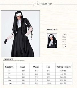 Womens-Halloween-Nun-Demon-Deadpool-Performance-Costume-Party-Cosplay-Costumes-0-4