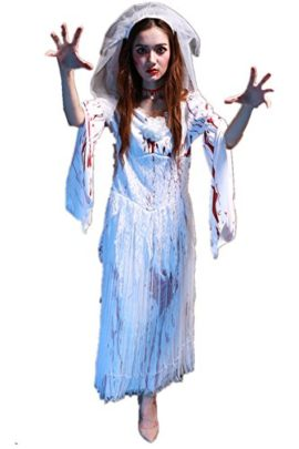 Womens-Horror-Zombie-Countrygirl-Bloody-Costume-0
