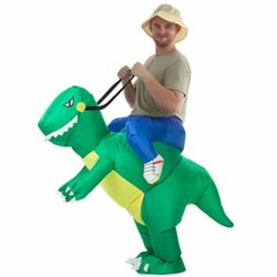 YEAHBEER-Dinosaur-Inflatable-Costume-T-Rex-Fancy-Dress-Halloween-Blow-up-Costumes-AdultKids-0-0