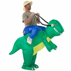 YEAHBEER-Dinosaur-Inflatable-Costume-T-Rex-Fancy-Dress-Halloween-Blow-up-Costumes-AdultKids-0-1