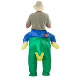YEAHBEER-Dinosaur-Inflatable-Costume-T-Rex-Fancy-Dress-Halloween-Blow-up-Costumes-AdultKids-0-3