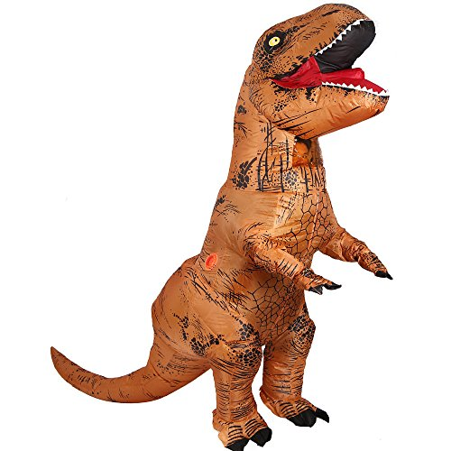 YOWESHOP-Free-Grade-2-Blower-Fan-T-Rex-Dinosaur-Inflatable-Adult-Trex-Costume-Blow-Up-Suit-for-Halloween-JumpsuitOne-Size-0-2