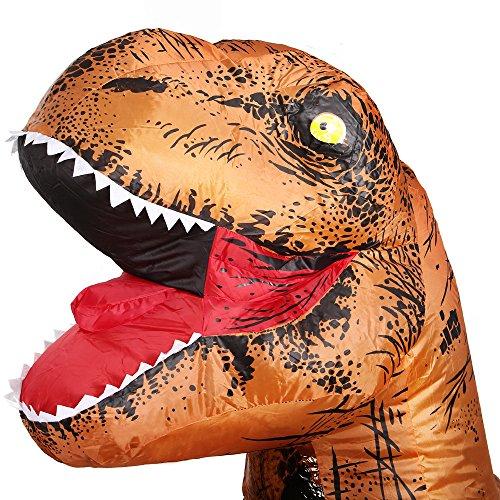 YOWESHOP-Free-Grade-2-Blower-Fan-T-Rex-Dinosaur-Inflatable-Adult-Trex-Costume-Blow-Up-Suit-for-Halloween-JumpsuitOne-Size-0-3
