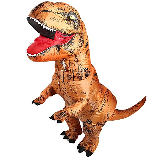 YOWESHOP-Free-Grade-2-Blower-Fan-T-Rex-Dinosaur-Inflatable-Adult-Trex-Costume-Blow-Up-Suit-for-Halloween-JumpsuitOne-Size-0