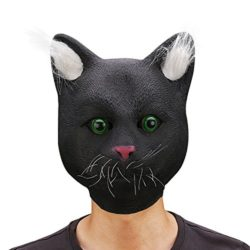 Ylovetoys-Halloween-Mask-Cat-Costume-Head-Mask-Novelty-Halloween-Costume-Party-Masks-Funny-Latex-Animal-Head-Mask-0-0