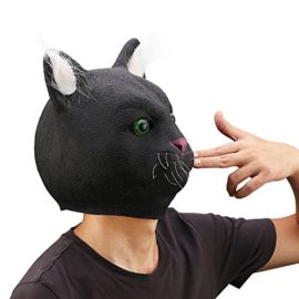 Ylovetoys-Halloween-Mask-Cat-Costume-Head-Mask-Novelty-Halloween-Costume-Party-Masks-Funny-Latex-Animal-Head-Mask-0-1