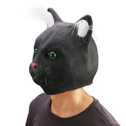 Ylovetoys-Halloween-Mask-Cat-Costume-Head-Mask-Novelty-Halloween-Costume-Party-Masks-Funny-Latex-Animal-Head-Mask-0-2