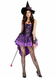 ZQY-Womens-Purple-Witch-Halloween-Costume-Swallowtail-Dress-Adult-Cosplay-Costume-Sexy-Spellcaster-Classic-Fairytale-Dress-0