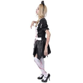 Zombie-Collection-Zombie-Maid-Costume-TeenWomens-XSS-Size-0-0