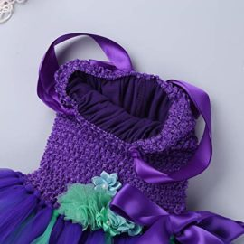 dPois-Kids-Girls-Little-Mermaid-Halloween-Birthday-Cosplay-Party-2Pcs-Fancy-Outfits-Mesh-Tutu-Dress-with-Headband-0-4