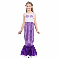 dPois-Kids-Girls-Mermaid-Scales-Printed-Sleeveless-Long-Dress-Halloween-Theme-Party-Fancy-Costumes-0-0