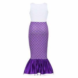 dPois-Kids-Girls-Mermaid-Scales-Printed-Sleeveless-Long-Dress-Halloween-Theme-Party-Fancy-Costumes-0-1