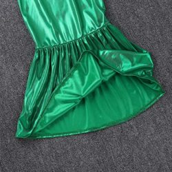 iEFiEL-Kids-Little-Mermaid-Dress-up-Skirt-Shell-T-Shirt-Outfit-Girls-Princess-Clothes-Halloween-Cosplay-Party-0-5