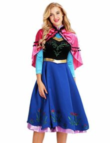 iEFiEL-Women-Adult-Fancy-Ball-Party-Dress-Queen-Costume-Princess-Cosplay-Dress-Up-0