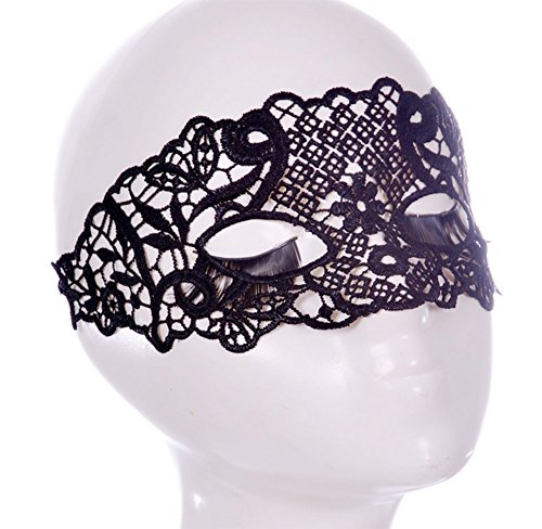 jingyuu-Black-Lace-Mask-Novelty-Halloween-Masks-Costume-Masquerade-Party-Latex-Dance-Party-Prom-Cosplay-Mask-0-0