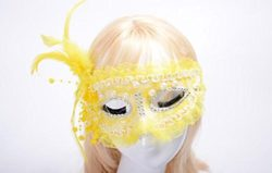 jingyuu-Feather-Lace-Half-Face-Novelty-Halloween-Masks-Costume-Masquerade-Party-Latex-Dance-Party-Prom-Cosplay-Mask-0-0