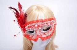 jingyuu-Feather-Lace-Half-Face-Novelty-Halloween-Masks-Costume-Masquerade-Party-Latex-Dance-Party-Prom-Cosplay-Mask-0-1
