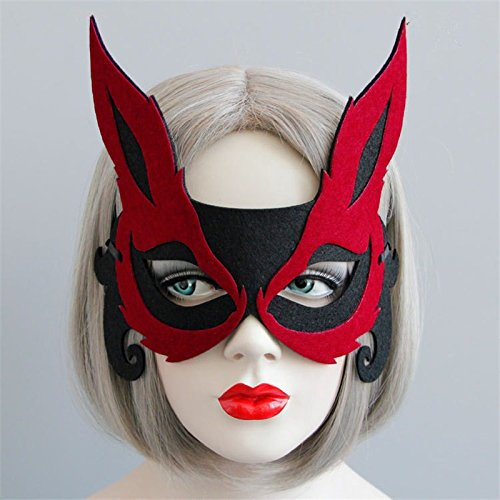 jingyuu-Fox-Half-Face-Novelty-Halloween-Masks-Costume-Masquerade-Party-Latex-Dance-Party-Prom-Cosplay-Mask-0-4