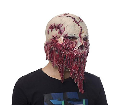 jingyuu-Horror-Thriller-Zombie-Head-Novelty-Halloween-Masks-Costume-Masquerade-Party-Latex-Dance-Party-Prom-Cosplay-Mask-0-0