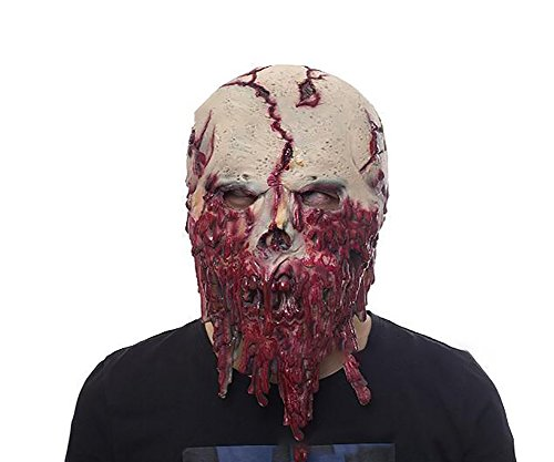 jingyuu-Horror-Thriller-Zombie-Head-Novelty-Halloween-Masks-Costume-Masquerade-Party-Latex-Dance-Party-Prom-Cosplay-Mask-0-1