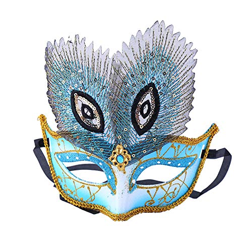jingyuu Sequins Eyes Mask Novelty Halloween Masks Costume Masquerade Party Dance Party Prom Cosplay Mask