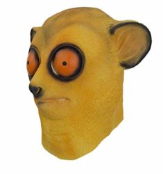 stylesilove-Unisex-Adult-Teens-Halloween-Must-Have-Cosplay-Dress-Up-Funny-Animal-Cartoon-Head-Full-Face-Latex-Mask-0-0