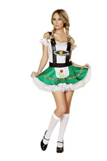 2-Piece-German-Beer-Girl-Oktoberfest-Top-Suspender-Skirt-Costume-0