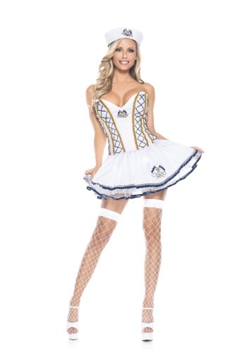 Be Wicked Naughty Sailor Costume