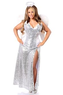 Daisy-Corsets-Womens-4-Pc-Premium-Sequin-Angelic-Corset-Costume-0