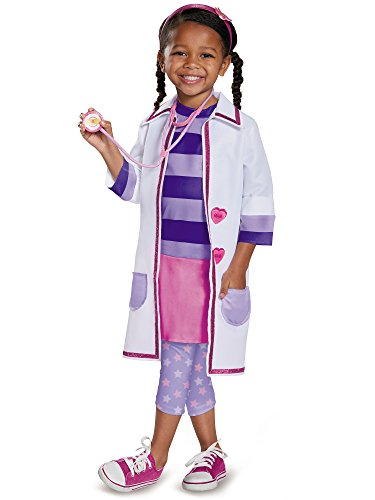 Disguise Doc Toy Hospital Deluxe Doc McStuffins Disney Junior Costume