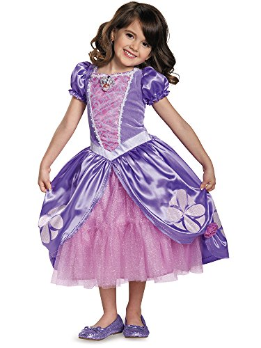 Disguise Next Chapter Deluxe Sofia The First Disney Junior Costume
