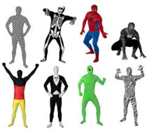 FUNSUIT-Bodysuit-Halloween-Costume-Size-S-M-L-XL-XXL-SEVERAL-DESIGNS-0