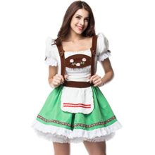 Maid-Service-Temptation-Beer-Girl-Oktoberfest-Costume-German-Wench-Fancy-Cosplay-0