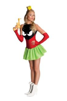 Marvin-The-Martian-Secret-Wishes-Sexy-Costume-0