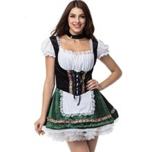 Oktoberfest-Halloween-Costumes-For-Cospaly-Beer-Maid-Fancy-French-Maid-Dresses-0