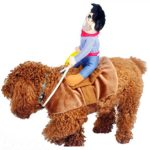 Pet-Costume-Dog-Costume-Pet-Suit-Cowboy-Rider-Style-by-DELIFUR-0-1