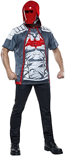 Rubies-Costume-Co-Mens-Arkham-Knight-Red-Hood-Costume-Top-0