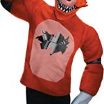Rubies-Costume-Co-Mens-Five-Nights-At-Freddys-Foxy-Costume-As-Shown-X-Large-0