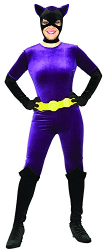 Rubie S Costume Co Women S Batman Dc Style Guide Gotham Girls