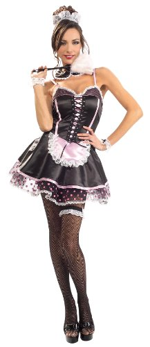 Rubies-Costume-Naughty-French-Maid-Costume-0